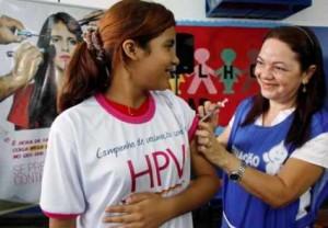 Campanha de Vacinação Contra HPV 2014