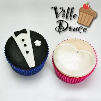 Cupcakes Decorados para Casamentos – Ver Modelos e Receitas