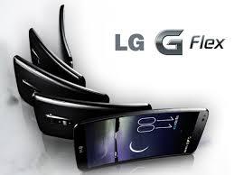 Lançamento Novo Smartphone LG Flex 2014
