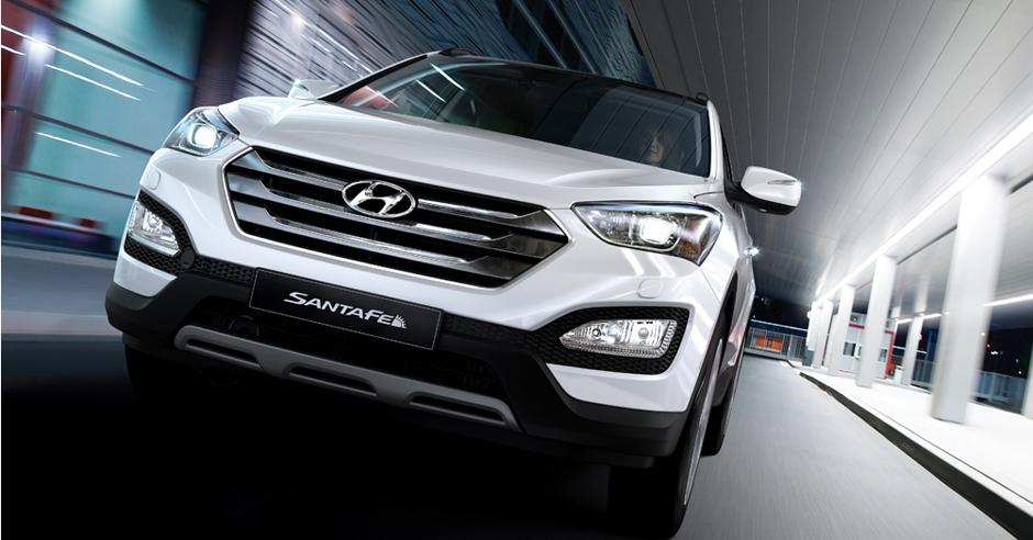 Novo Carro Hyundai Grand Santa Fé 2014 – Ver Fotos Preço e Vídeos