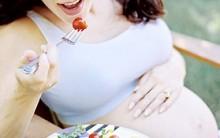 Alimentação Durante a Gestação – Alimentos Recomendados e Evitados