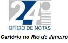Cartório do 24º Oficio de Notas do Rio de Janeiro –Serviços, Endereço e Telefones