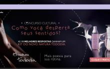 Concurso Cultural Natura Todo Dia – Participar, Prêmios