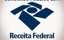 Concurso Público Receita Federal 2014 – Inscrições e Valor  Taxa