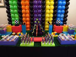 Decoração de Festa Juvenil