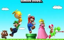 Jogar Super Mário Bros – Online e Grátis