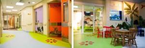 Decorações para Clinicas Pediátricas