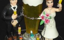 Noivinhos Criativos Para Bolo de Casamento – Onde Comprar, Preço e Modelos