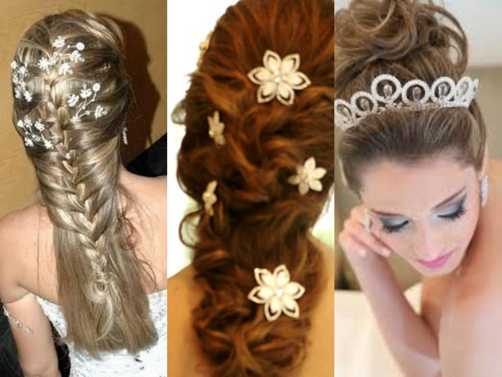 Penteados Para Noivas 2014 – Dicas, Passo a Passo e Vídeo