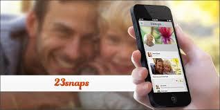 23snaps Novo Aplicativo Para Compartilhar Informações e Fotos dos Filhos – Como Baixar