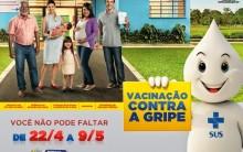 Campanha de Vacinação Contra a Gripe 2014 – Informações