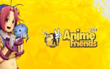 Anime Friends 2014 – Ver Programação e  Comprar Ingressos Online