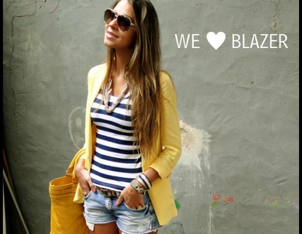 Tendências de Blazers Femininos  Para o Inverno 2014 – Ver Modelos e Dicas