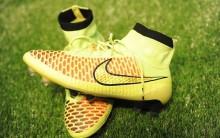 Lançamento de Chuteiras Cano Alto Nike e Adidas 2014 –  Ver Fotos e Onde Comprar