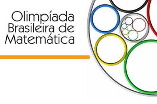 Olimpíada Brasileira de Matemática 2014 – Inscrições