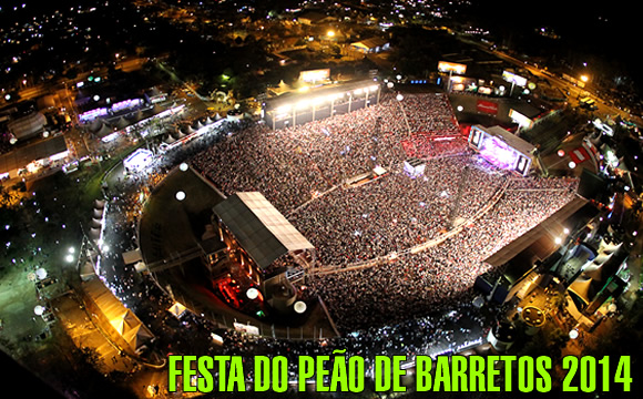 Festa do Peão de Barretos 2014 – Comprar Ingressos Online