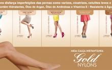 Meia Calça Instantânea Gold Nylons – Onde Encontrar, Preço e Como Usar