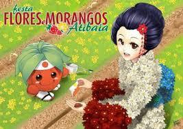 Festival do Morango em Atibaia