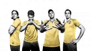 Camisetas Nike Seleção Brasileira 2014