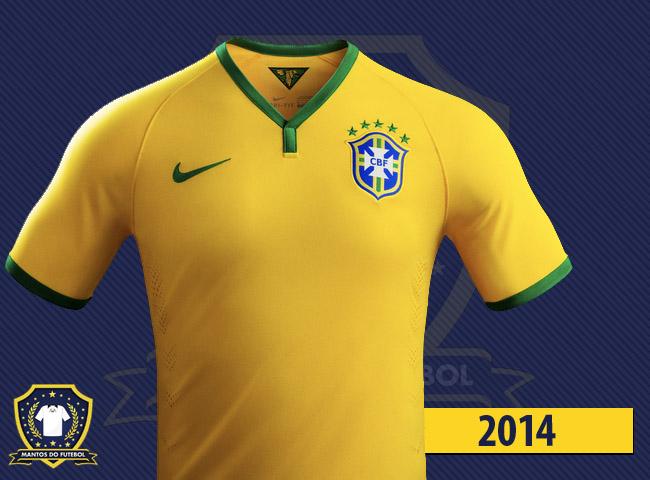 Camisetas Nike Seleção Brasileira 2014 – Qual o Preço e Comprar na Loja Virtual