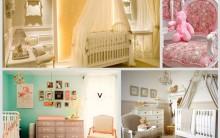 Decoração Clássica Para Quartos de Bebês – Ver Modelos e Dicas