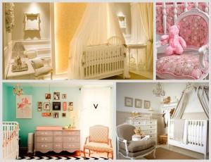 Decoração-Vintage-para-quarto-de-bebê