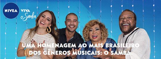 Nivea Viva o Samba 2014 em SP – Ver Programação