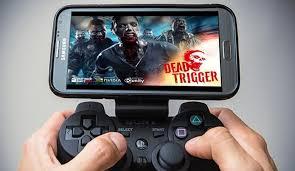Controle de Xbox 360 no Android