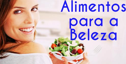 Alimentos Que Ajudam na Beleza Feminina – Dicas e Consumo