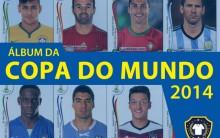 Álbum de Figurinhas Virtual Panini Copa do Mundo 2014 – Jogar Online