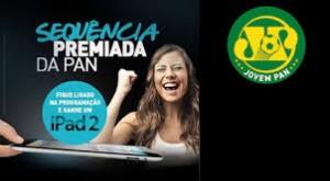 Promoção Sequencia Premiada Pan