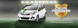 Promoção Chute Premiado Jac Motors 2014