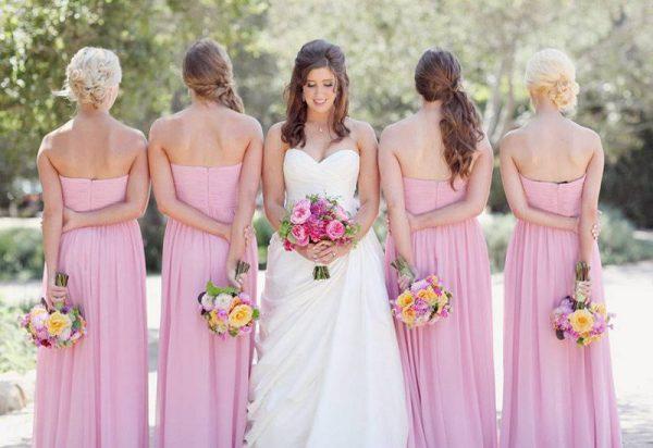 Vestidos para Madrinhas de Casamentos 2014 – ver modelos