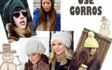 Gorros Femininos Tendências Para o Inverno 2014 – Ver Modelos