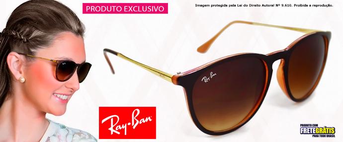 Coleçao de Óculos Ray-Ban Erika Velvet Edition –  Qual o Preço e Onde Comprar