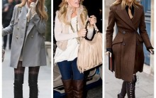 Botas Over The Knee Tendências de Inverno 2014 – Ver Modelos