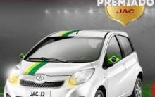 Promoção Chute Premiado Jac Motors 2014 – Como Participar