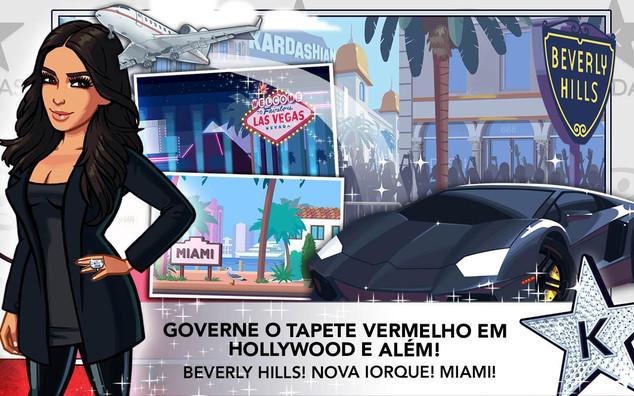 Novo Game da Kim Kardashian Hollywood Para Celular – Fazer Download