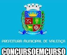Concurso Público Prefeitura de Valença RJ 2014