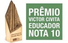 Prêmio Educador Nota 2014 –  Fazer as Inscrições e Premiação