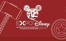 Expo Disney 2014 – Fazer Cadastro Online
