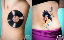 Tatuagens Aquareladas Nova Moda – Ver Modelos