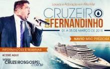 Cruzeiro Gospel com Fernandinho 2015 –  Programação Completa
