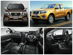 Novo Carro Frontier Nissan 2015 – Ver Fotos, Preços e Vídeos