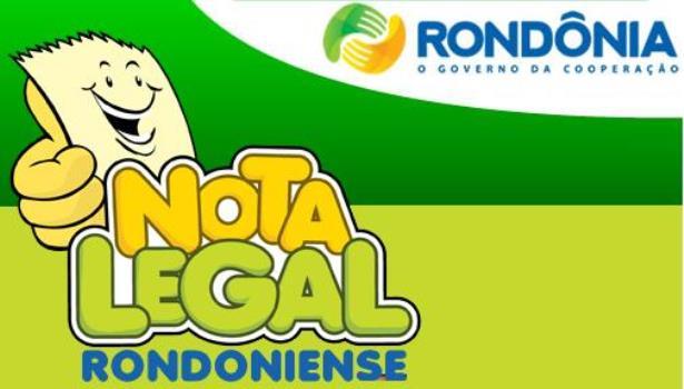 Nota Legal Rondoniense – Fazer Cadastro Online