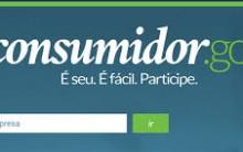 Site Consumidor.Gov.Br – Fazer Reclamação Online