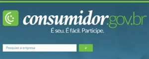 Site Consumidor.Gov.Br
