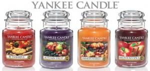 Yankee Candle Velas Aromáticas