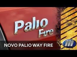 Novo Carro Fiat  Palio Fire Way 2015