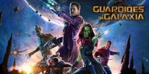 Lançamento do Filme Guardiões da Galáxia 2014